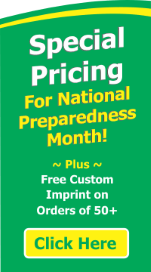 National Preparedness Month Special Offer