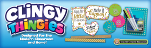 Clingy Thingies Banner
