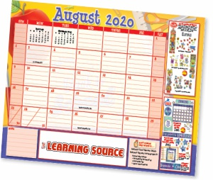 2020-21 School Year Desk Catalog